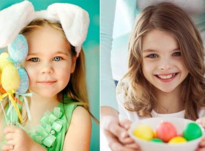 Dziecięce dekoracje wielkanocne - DIY