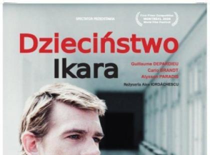 Dzieciństwo Ikara (reż. Alexandre Iordachescu)