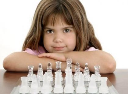 Dziecko mądre i inteligentne