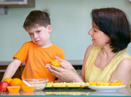 Dziecko nie chce jeść - co robić?