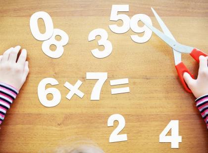 Dzięki tej metodzie, nauczysz swoje dziecko tabliczki mnożenia w 3 minuty!