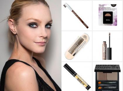 Dzięki tym kosmetykom Twoje brwi będą idealne!