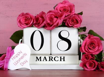 Dzień dla kobiety na Dzień Kobiet