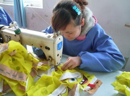 Dzień Dziecka - nie dla chińskich pracowników fabryk z zabawkami