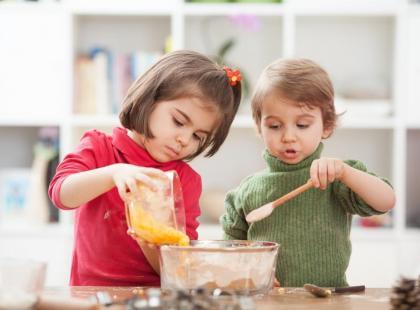 Dzień Dziecka w kuchni – jak gotować i dobrze się bawić?