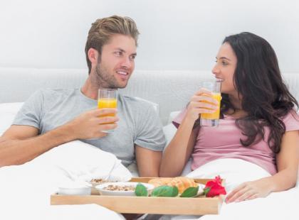 Dzień Mężczyzny już 10 marca - przygotuj mu zdrowe śniadanie!