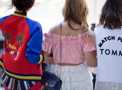 Dziewczęce detale, bez których trudno wyobrazić sobie wiosenne stylizacje!