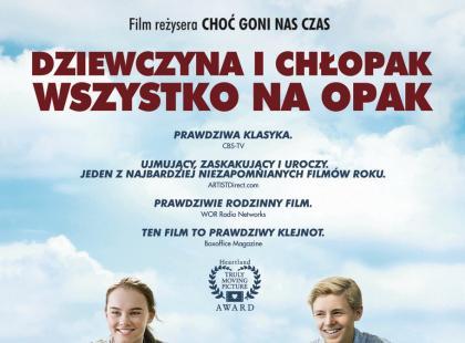 """""""Dziewczyna i chłopak wszystko na opak"""" debiutuje na DVD!"""