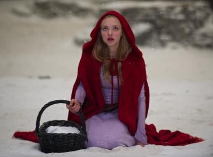 Dziewczyna w czerwonej pelerynie - wyłącznie na Blu-ray i DVD!