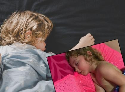Dziewczynka doznała udaru słonecznego we własnym łóżku. To się może przydarzyć każdemu!