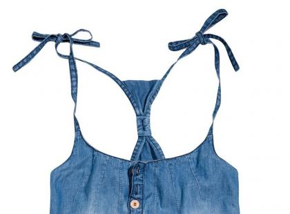 Dżinsowe szorty na wiosnę i lato 2012