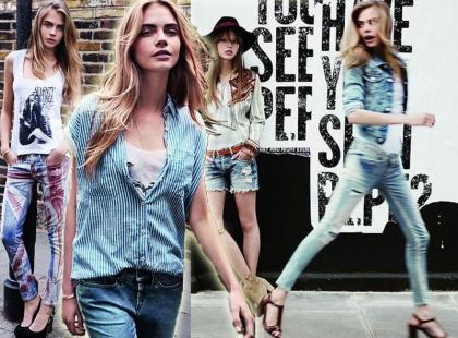 Dżinsowy szał na wiosnę od Pepe Jeans