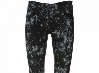 Dżinsy i dżinsowe ubrania Horror Girls z Topshopu
