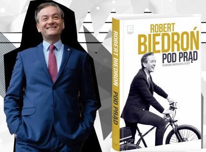 """Dziś premiera książki Roberta Biedronia, a my publikujemy wyjątkowy wywiad. Mówi: """"Przyszłość należy do kobiet!"""". Jak go nie kochać?"""