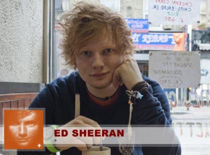 Ed Sheeran rzucił na kolana Wielką Brytanię!