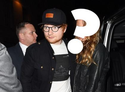 Ed Sheeran się zaręczył! Jego wybranką jest koleżanka z klasy