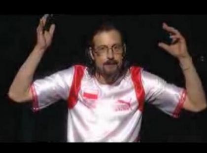 Ędward Ącki - hymn na Ęuro 2008