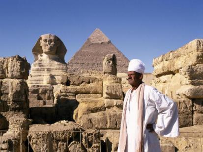 Egipt - Klejnot Nilu