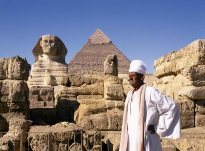 Egipt - Kraina słońca i piramid