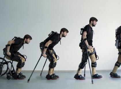 Egzoszkielet – przetestuj i stań na nogi!
