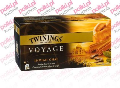 Egzotyczne herbaty Twinings Voyage