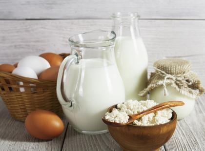 Eko mleko, czyli nabiał ekologiczny