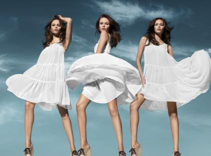 Ekologiczna kolekcja H&M - Kampania wiosna/lato 2011