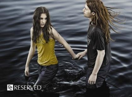 Ekologiczne jeansy w kolekcji RESERVED