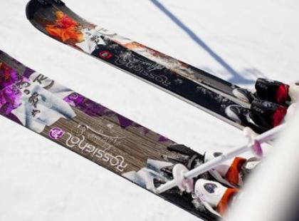 Ekologiczne narty tylko dla pań?