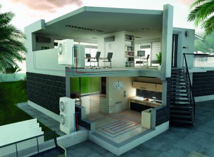 Ekologiczne ogrzewanie domu, które pozwala zmniejszyć wysokość rachunków!