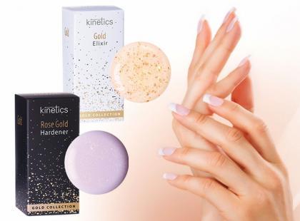 Ekskluzywna pielęgnacja paznokci od Kinetics