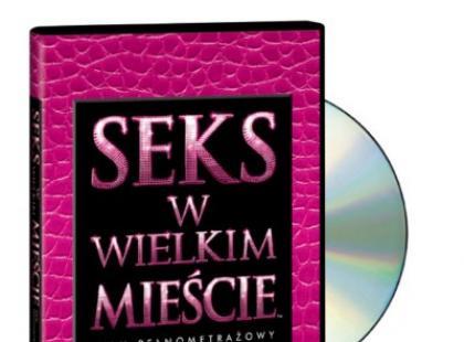 """Ekskluzywne wydanie DVD z filmem """"Seks w wielkim mieście""""!!!"""