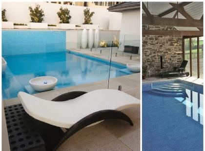 Ekskluzywny basen w domu