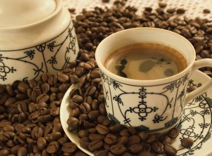 Ekspresowa kawa w domu
