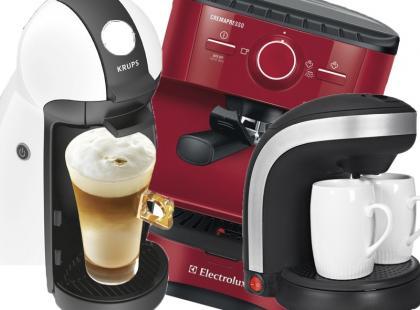Ekspresy do kawy - przegląd modeli