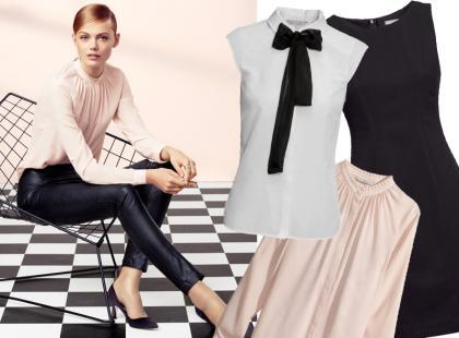 Elegancja i klasyka w jesiennym H&M