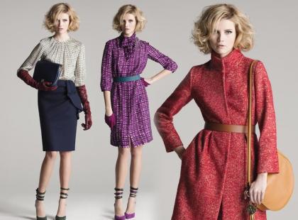 Elegancja kolekcja Caroliny Herrery na jesień 2012