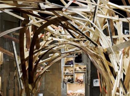 Elegancki chaos dla wielbicielek zakupów