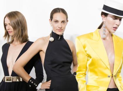 Elegancki, seksowny i stylowy! Kombinezon to doskonała alternatywa dla wieczorowej sukienki