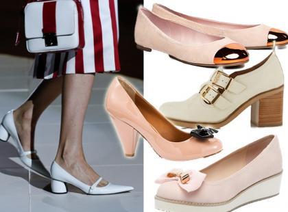 Eleganckie i wygodne buty na wiosnę