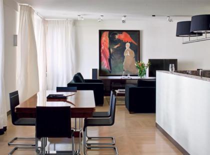 Eleganckie mieszkanie dla dwojga