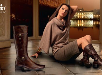 Eleganckie obuwie damskie Caprice