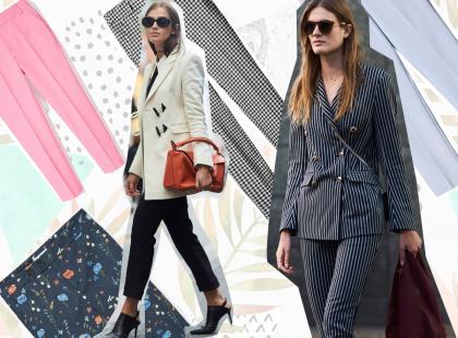 Eleganckie, stylowe, a do tego modne. Cygaretki to spodnie do zadań specjalnych!