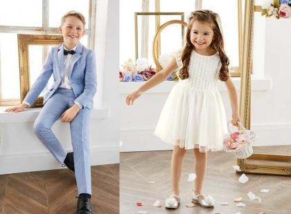 Eleganckie ubranka dziecięce w Lidlu od 30 zł! Sprawdzą się nawet na komunię