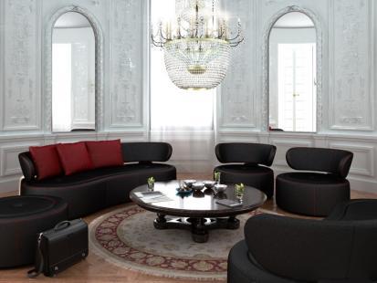 Eleganckie żyrandole do salonu