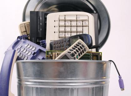 Elektroodpady nie do kosza