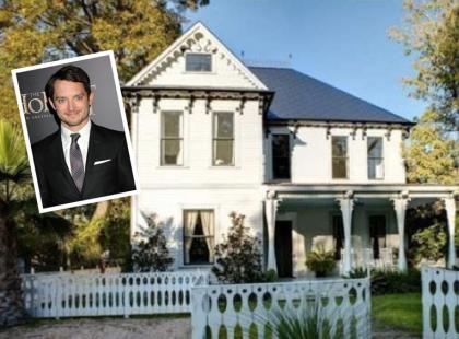Elijah Wood i jego nowy dom