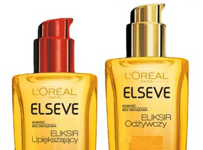 Eliksiry do włosów Elseve - L'Oréal