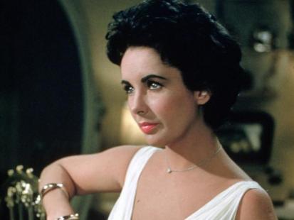 Elizabeth Taylor w filmach