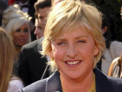 Ellen DeGeneres chce poślubić swoją partnerkę na ranczu Georga Busha